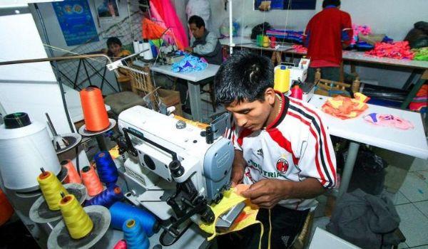 costureros migrantes