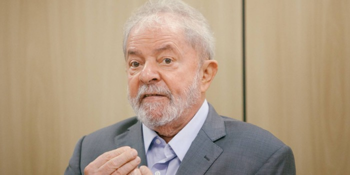 Lula Da Silva Brasil entrevista