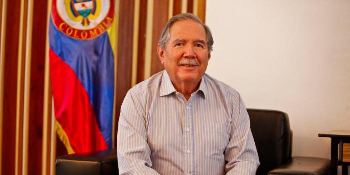Ministro de Defensa COlombia