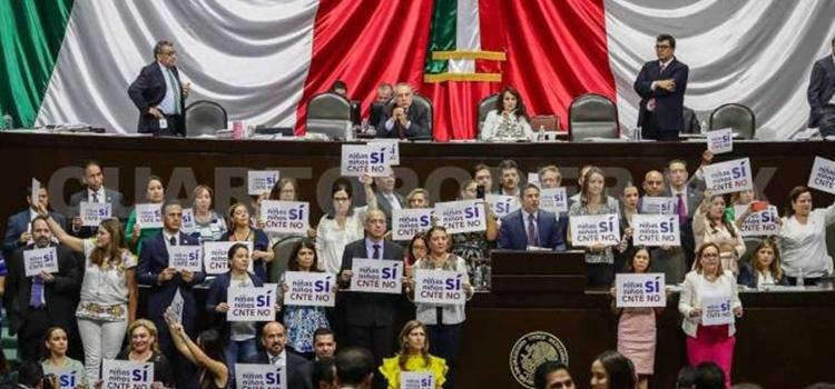 reforma educativa mexico