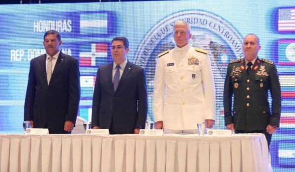 Craig Faller Comando Sur Honduras