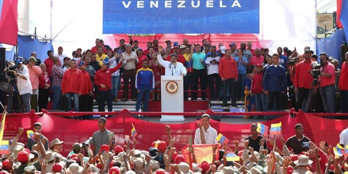 Nicolás Maduro Venezuela VE