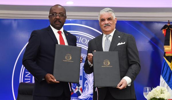 República Dominicana Antigua y Barbuda