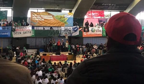 campesinos argentinos
