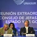 ECUADOR-UNASUR-CORREA-MUJICA-SAMPER